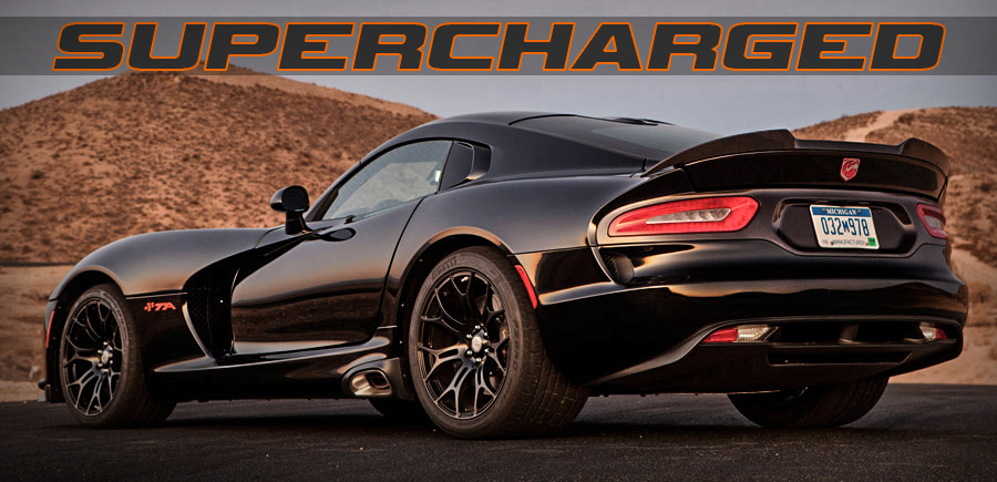 Beau Update: Supercharged V10u0027s Have Been Delivered To Chrysler, 770HP Viper  Coming | HorsepowerKings.com