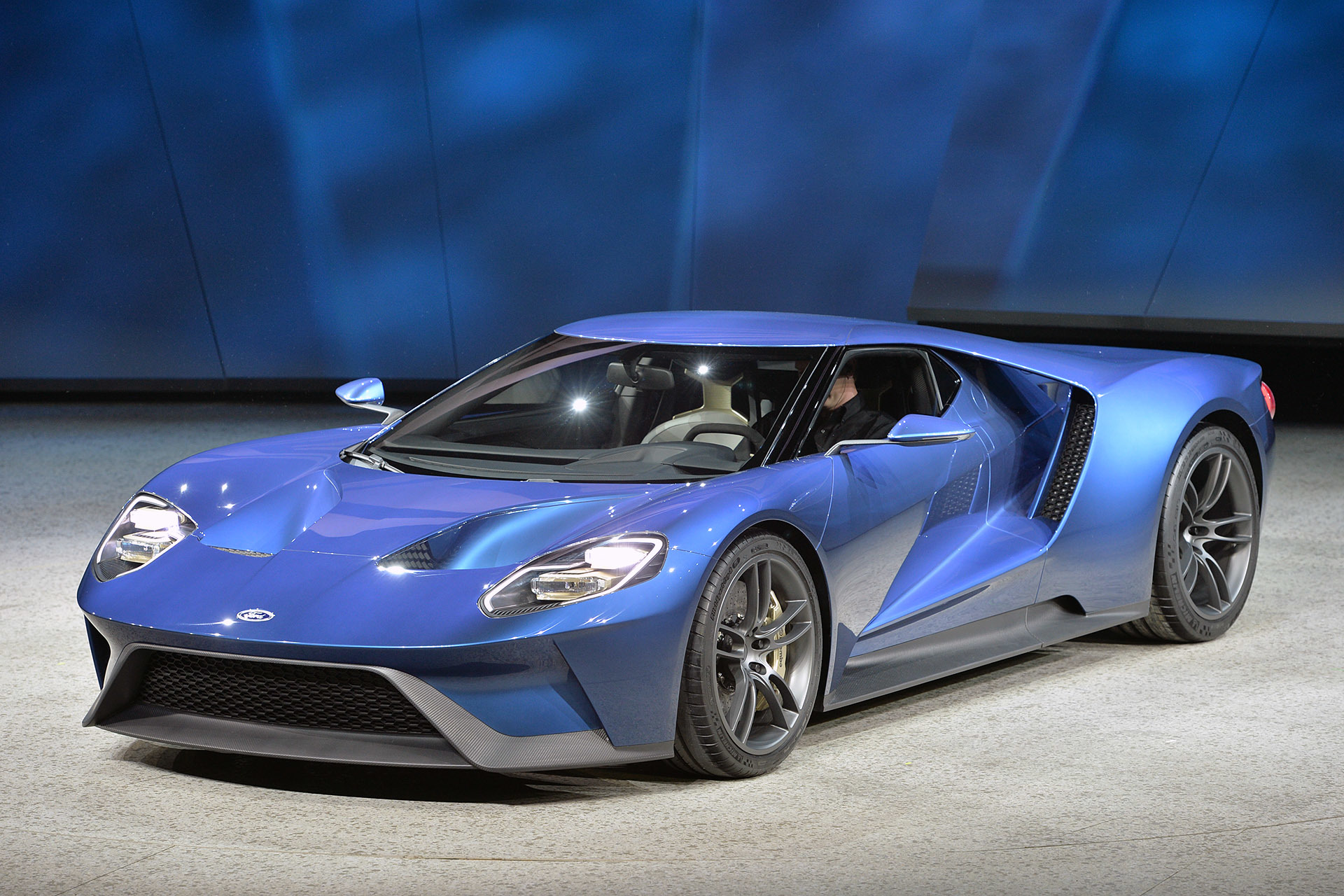 Ford Gt Concept Cars