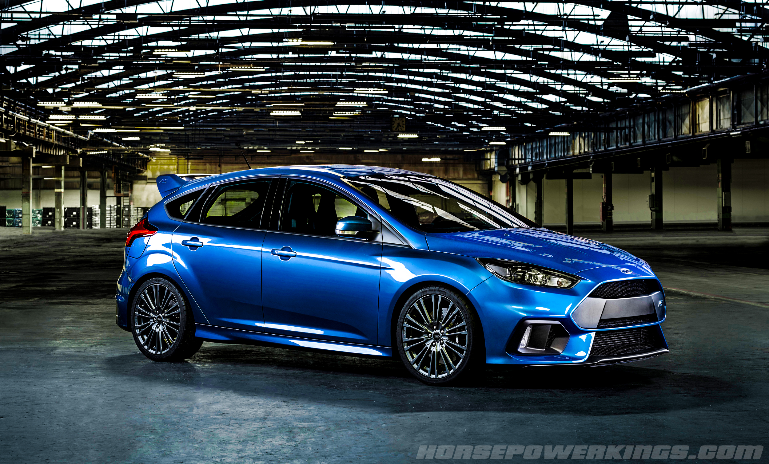 Official 2016 Ford Focus Rs Will Have 350 Hp And An Msrp Of 2018 Quarter Mile