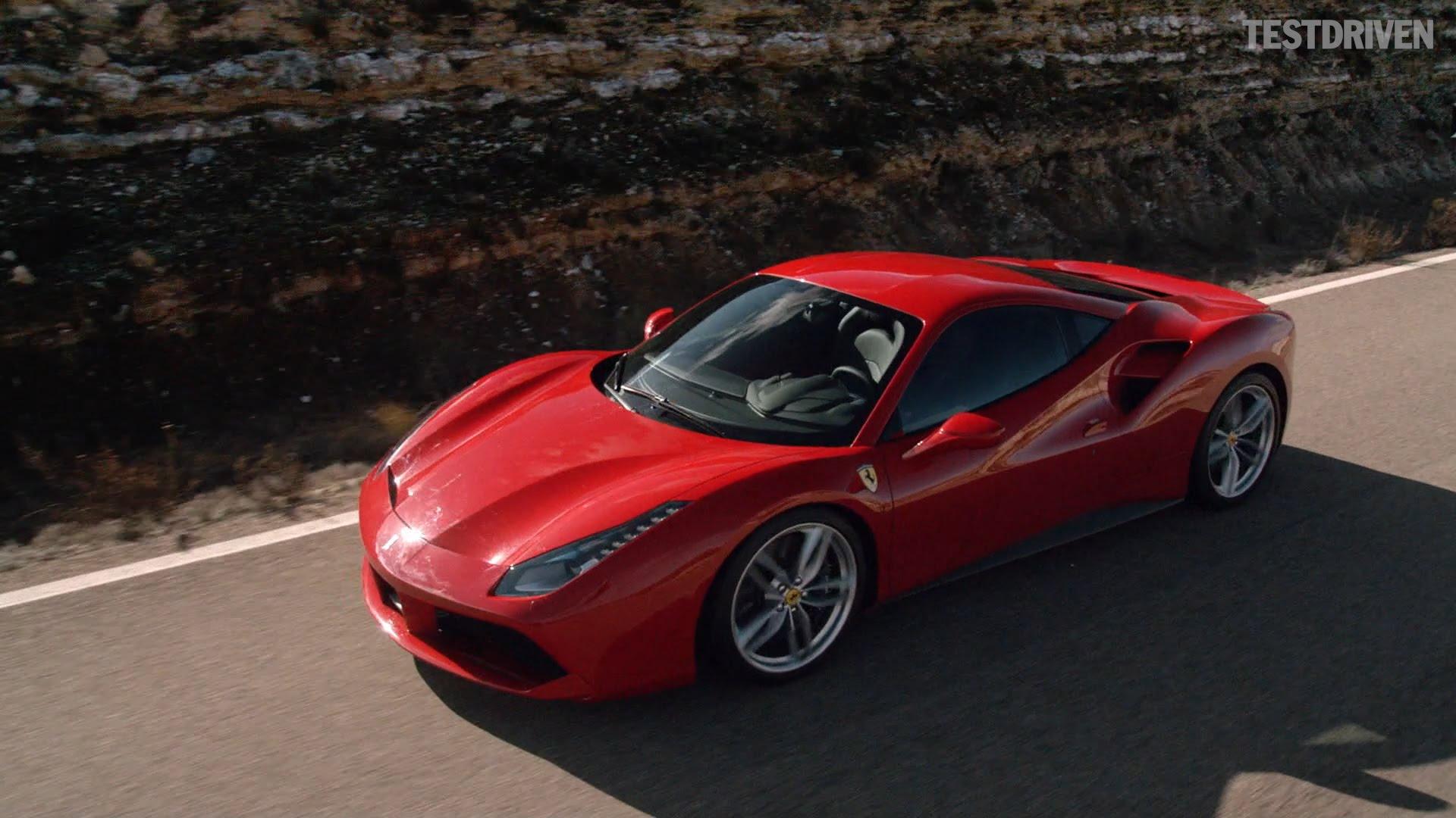 a closer look at the new ferrari 488 gtb (video) | horsepowerkings