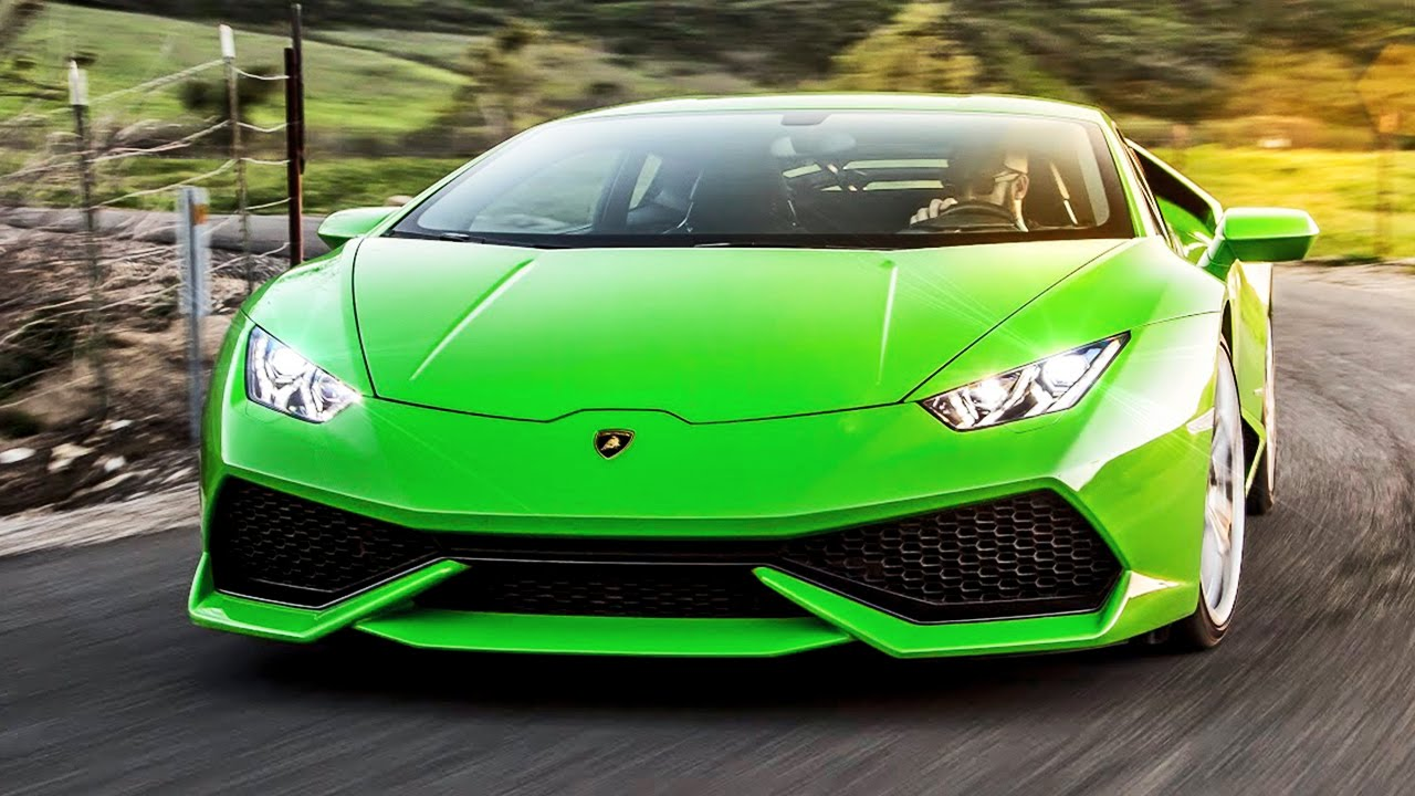 Is The New Huracan LP 610 4 The Ultimate Lamborghini? Motor Trend Finds Out  | HorsepowerKings.com