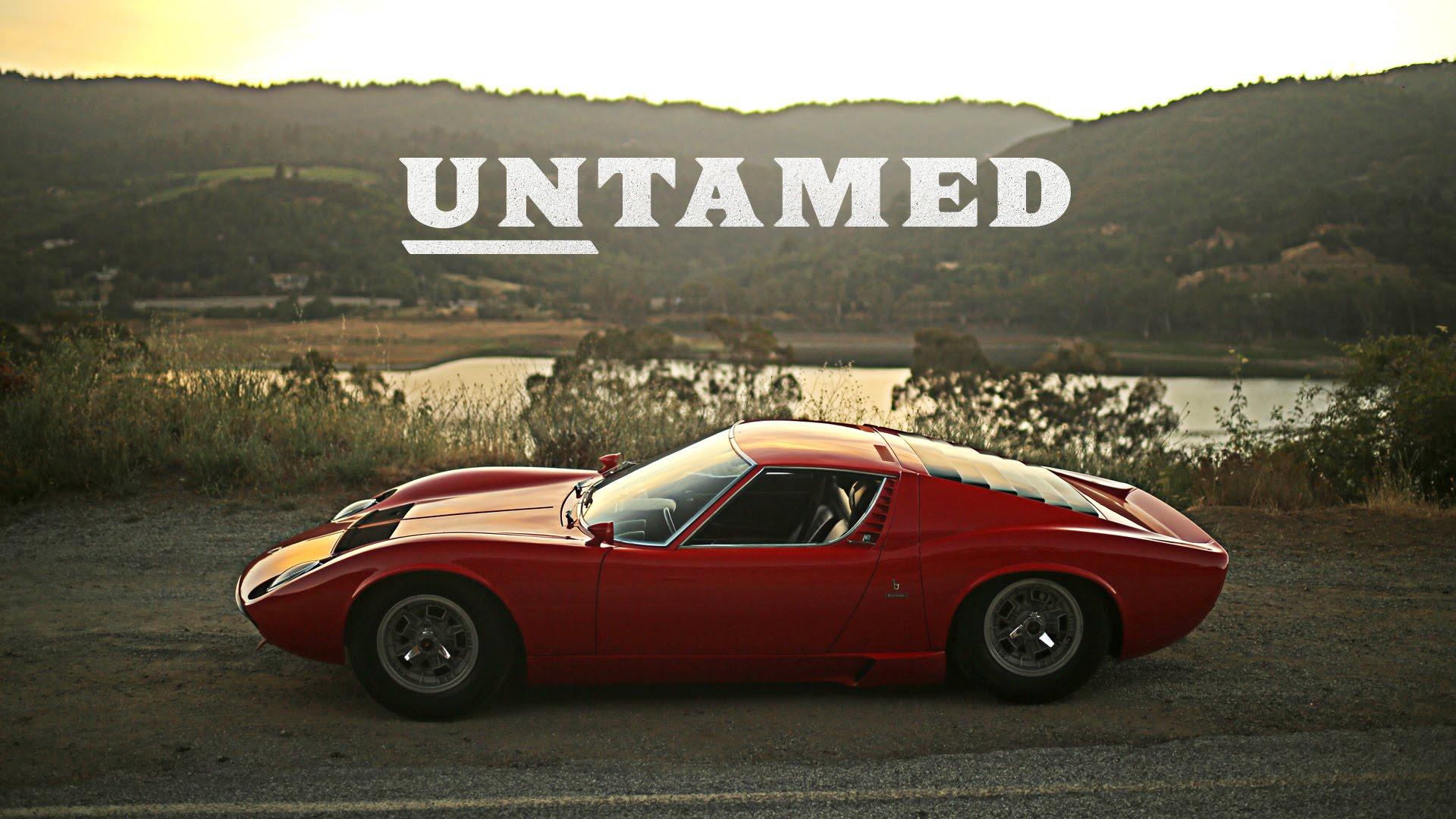 Petrolicious: The Lamborghini Miura Is Still Untamed ...