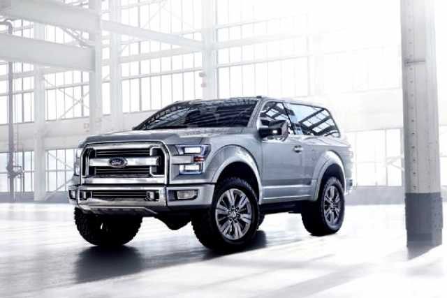 Ford Raptor Bronco >> Uaw Report The Return Of The Ford Bronco Ford Is Going To