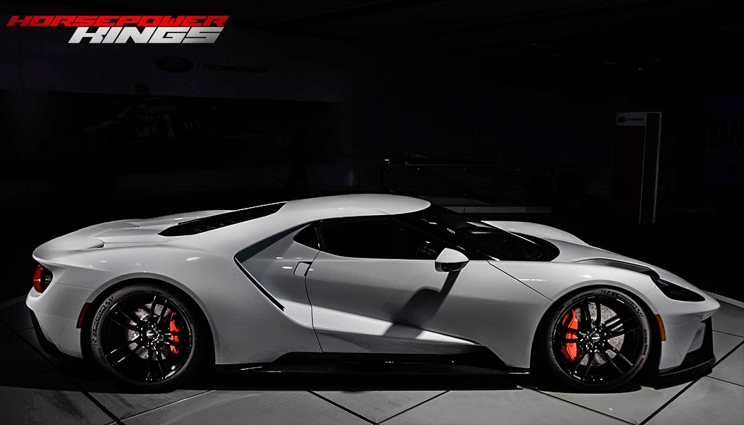 Update 2017 Ford GT Supercar will have 630HP weigh 2890 lbs and