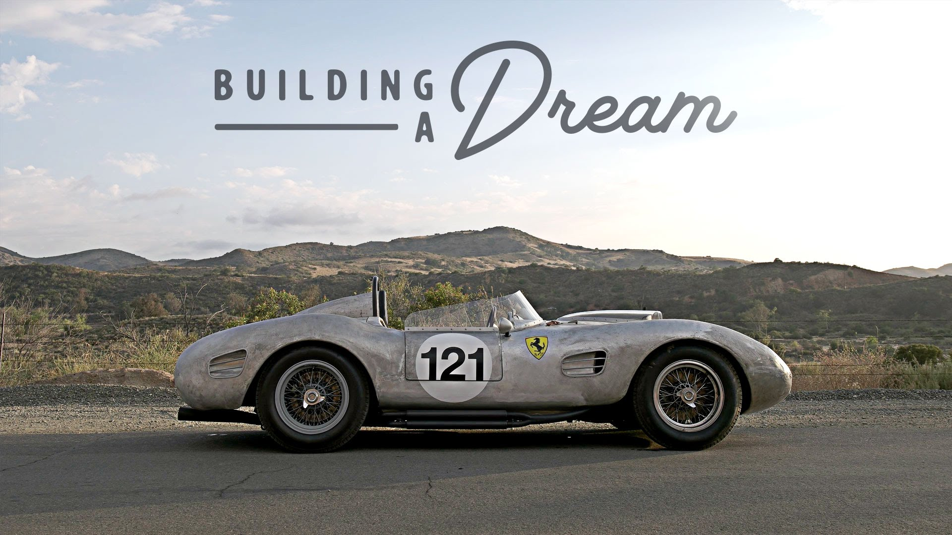 This Guy Built His Own Ferrari 250 Tr Horsepowerkingscom
